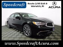 2018_Acura_TLX_3.5 V-6 9-AT P-AWS_ West Warwick RI