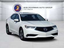 2018_Acura_TLX_3.5 V-6 9-AT P-AWS_ Fort Wayne IN