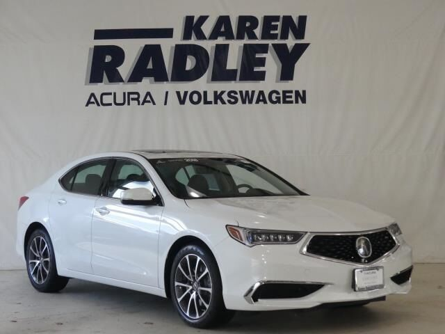 2018 Acura TLX 3.5 V-6 9-AT SH-AWD Woodbridge VA
