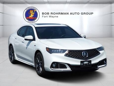 2018 Acura TLX 3.5 V-6 9-AT SH-AWD with A-SPEC Fort Wayne IN