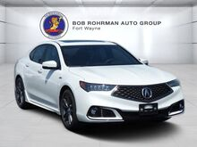 2018_Acura_TLX_3.5 V-6 9-AT SH-AWD with A-SPEC_ Fort Wayne IN