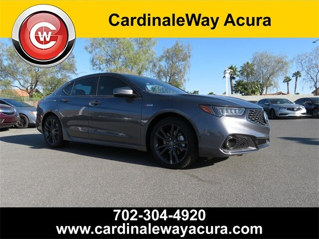 2018 Acura TLX 3.5 V-6 9-AT SH-AWD with A-SPEC Las Vegas NV
