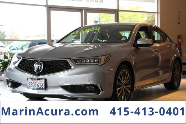 2018_Acura_TLX_3.5 V-6 9-AT SH-AWD with Advance Package_ Bay Area CA