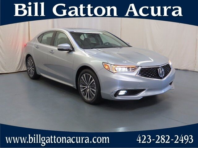 2018 Acura TLX 3.5 V-6 9-AT SH-AWD with Advance Package Johnson City TN