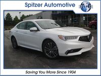 Acura TLX 3.5 V-6 9-AT SH-AWD with Advance Package 2018
