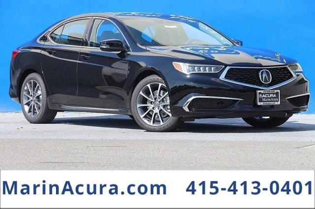2018_Acura_TLX_3.5 V-6 9-AT SH-AWD with Technology Package_ Bay Area CA