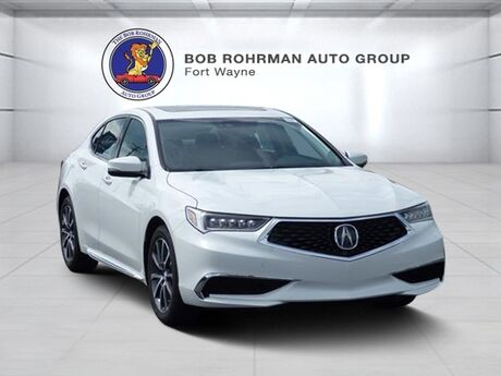2018 Acura TLX 3.5 V-6 9-AT SH-AWD with Technology Package Fort Wayne IN