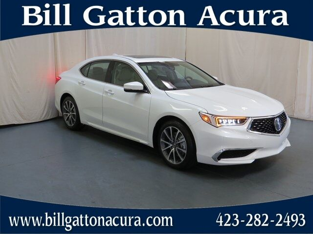 2018 Acura TLX 3.5 V-6 9-AT SH-AWD with Technology Package Johnson City TN