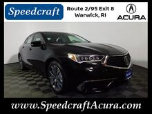 2018_Acura_TLX_3.5 V-6 9-AT SH-AWD_ West Warwick RI