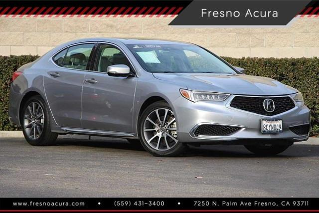 2018_Acura_TLX_3.5L FWD w/Technology Pkg_ Bay Area CA