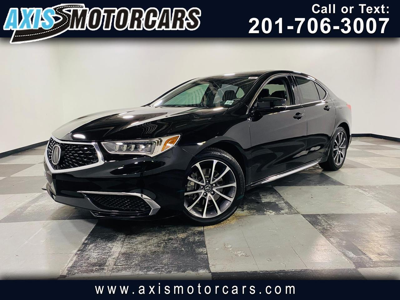 2018 Acura TLX 3.5L FWD w/Technology Pkg Jersey City NJ