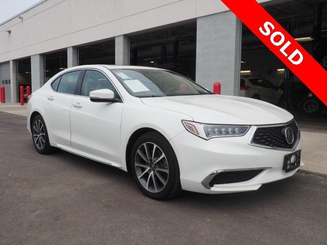 2018 Acura TLX 3.5L FWD w/Technology Pkg Mars PA