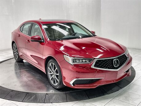 2018_Acura_TLX_3.5L V6 CAM,SUNROOF,HTD STS,KEY-GO,LANE ASST_ Plano TX