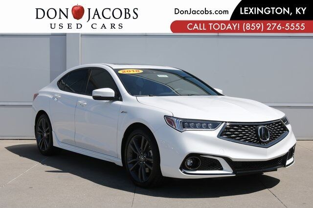 2018 Acura TLX 3.5L V6 Lexington KY