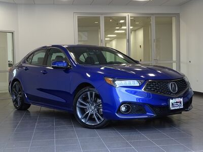 2018_Acura_TLX_3.5L V6_ Orland Park IL