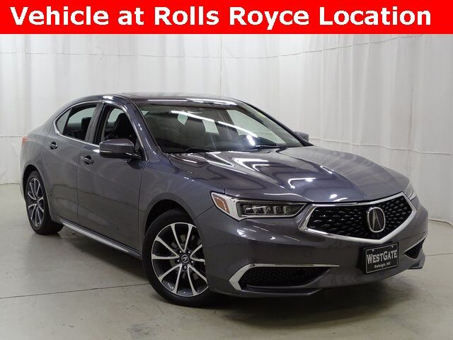 2018 Acura TLX 3.5L V6 Raleigh NC