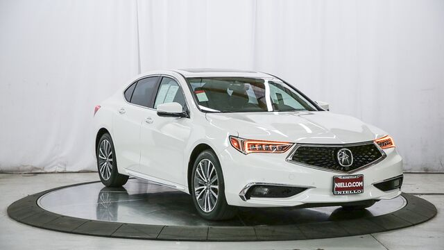 2018 Acura TLX 3.5L V6 w/Advance Package Roseville CA