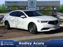 2018_Acura_TLX_3.5L V6 w/Technology Package_ Falls Church VA