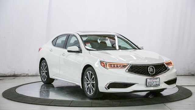 2018 Acura TLX 3.5L V6 w/Technology Package Roseville CA