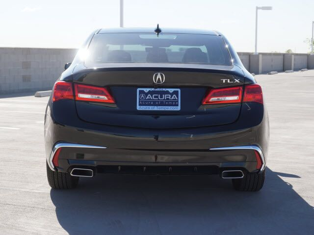 2018 acura tlx 3 5l v6 w technology package tempe az 23902083