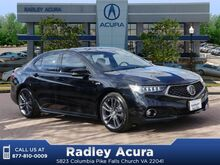 2018_Acura_TLX_3.5L V6 w/Technology & A-Spec Packages_ Falls Church VA