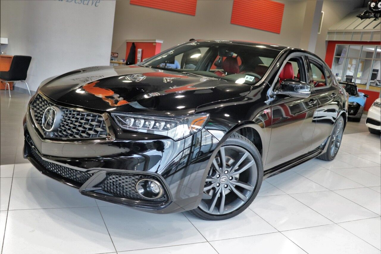 2018 Acura TLX A-SPEC Package Navigation Sunroof 1 Owner Springfield NJ