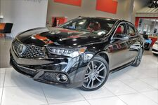 2018 Acura TLX A-SPEC Package Navigation Sunroof 1 Owner