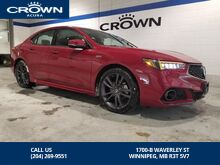 2018_Acura_TLX_A-Spec SH-AWD **No Accidents** Local Lease Return **_ Winnipeg MB