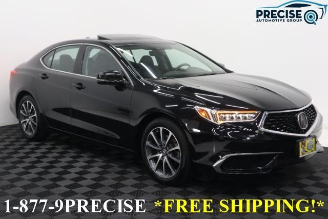 2018 Acura TLX Base 3.5L SH-AWD Chantilly VA