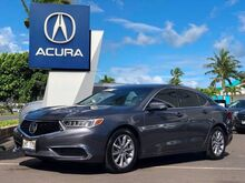 2018_Acura_TLX_Base 4dr Sedan_ Kahului HI