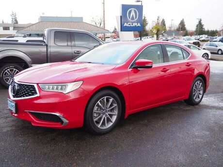 2018 Acura TLX Base Salem OR