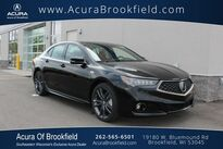 Acura TLX SH-AWD V6 A-Spec Red 2018