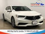 2018 Acura TLX TECHNOLOGY PKG ACURAWATCH PKG NAVIGATION BLIND SPOT ASSIST LANE