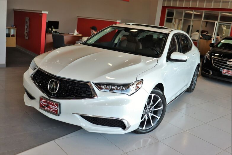 2018 Acura TLX Technology Package Navigation Sunroof Backup Camera Blind Spot 1 Owner Springfield NJ