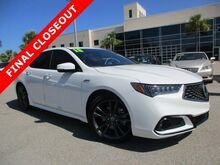2018_Acura_TLX_V6 A-Spec Red_ Fort Myers FL