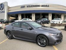 2018_Acura_TLX_V6 A-Spec Red_ Salt Lake City UT