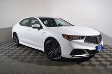 2018_Acura_TLX_V6 A-Spec_ Seattle WA