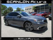 2018_Acura_TLX_V6 w/Advance Pkg_ Fort Myers FL