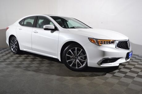 2018 Acura TLX V6 w/Technology Pkg Seattle WA