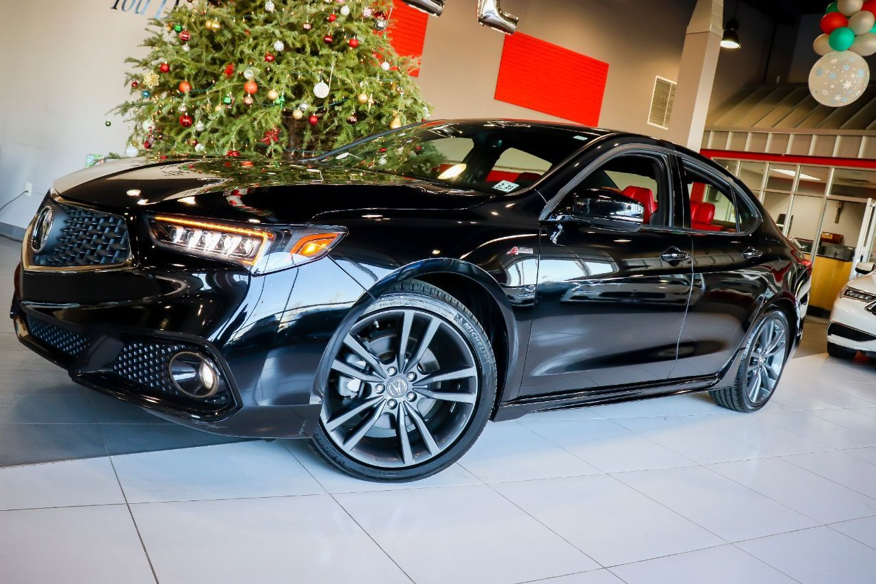 2018 Acura TLX w/A-SPEC Package Navigation Sunroof 1 Owner Springfield NJ