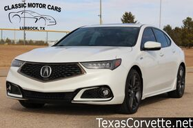 2018_Acura_TLX_w/A-SPEC Pkg_ Lubbock TX