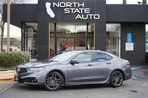 2018 Acura TLX w/A-SPEC Pkg Walnut Creek CA