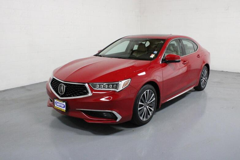 2018 Acura TLX w/Advance Pkg Seattle WA