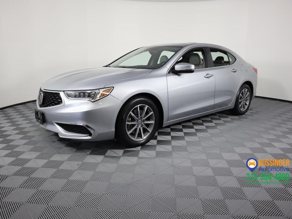 2018 Acura TLX w/ Technology Package Feasterville PA