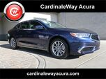 2018 Acura TLX w/Technology Package