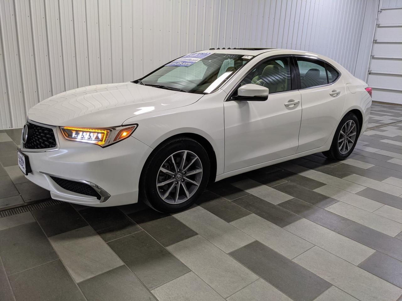 2018 Acura TLX w/Technology Pkg