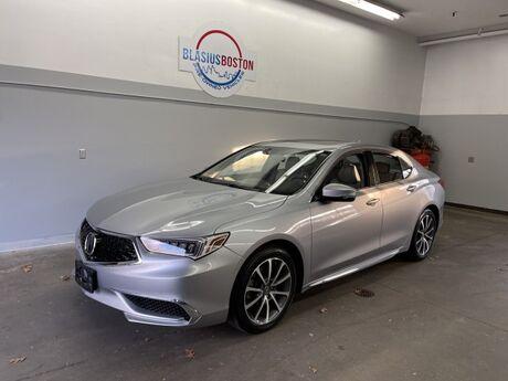 2018 Acura TLX w/Technology Pkg Holliston MA