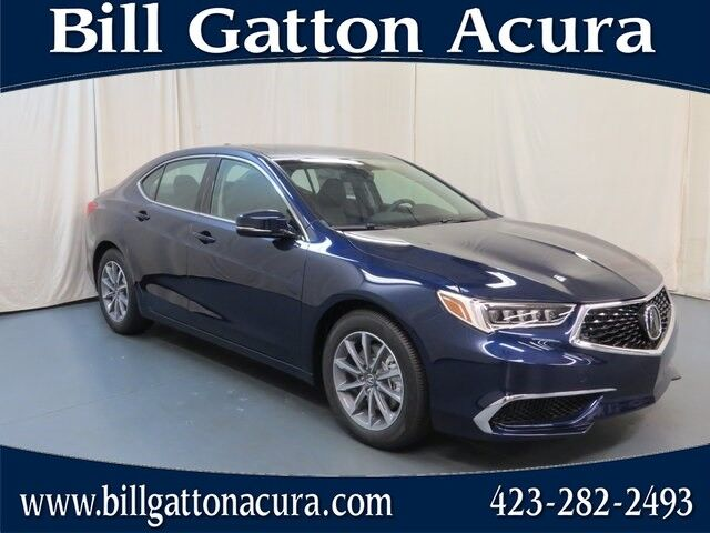 2018 Acura TLX w/Technology Pkg Johnson City TN