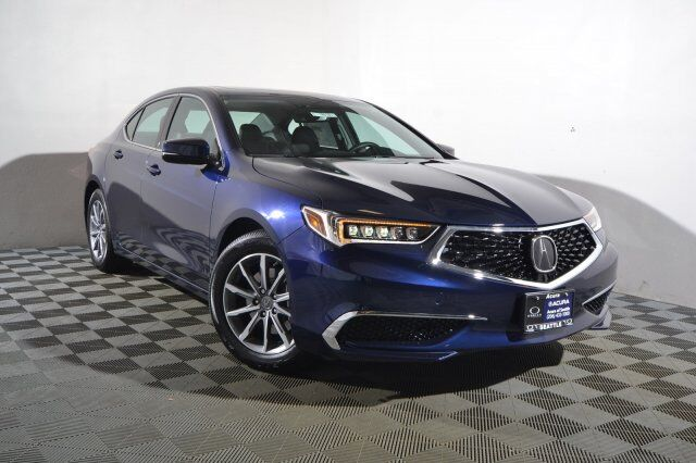 2018 Acura TLX w/Technology Pkg Seattle WA