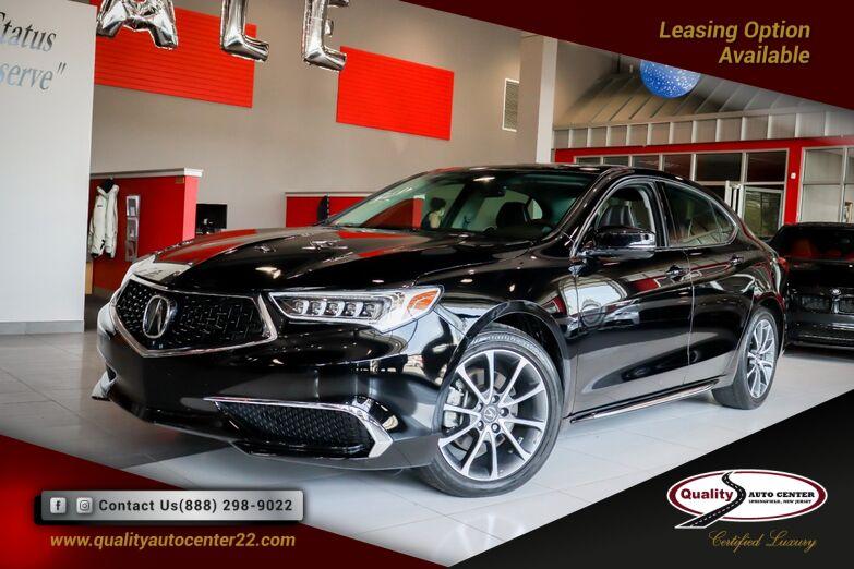 2018 Acura TLX w/Technology Pkg Springfield NJ